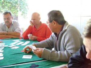 Walter, Edilo e Toshio
